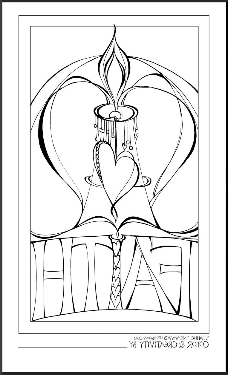 Faith Coloring Pages Faith Coloring Pages 3jlp Faith Coloring Pages Geekpowered