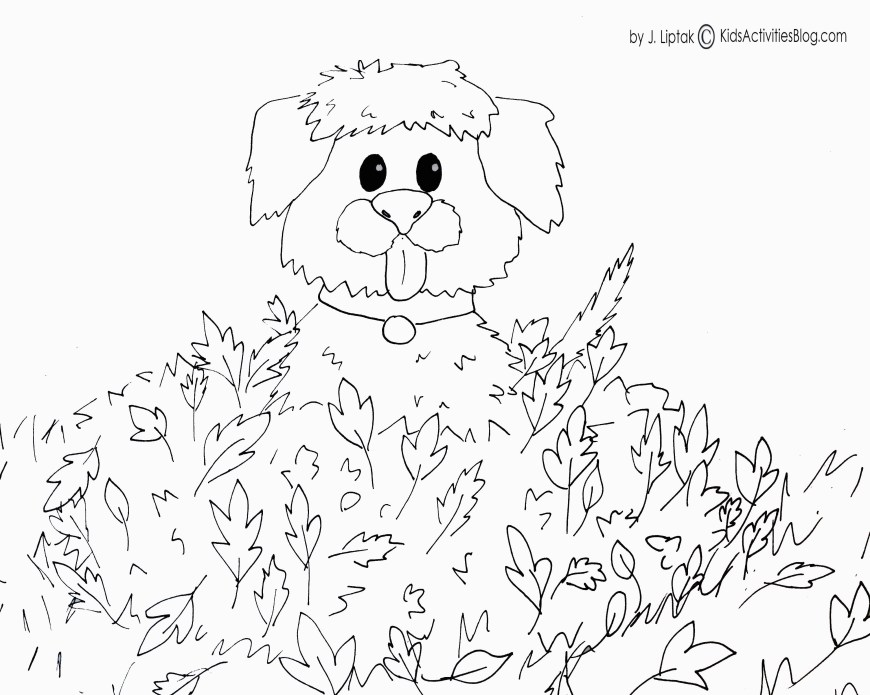Fall Coloring Pages Fall Free Printables For Kids For Fall Coloring Pages For