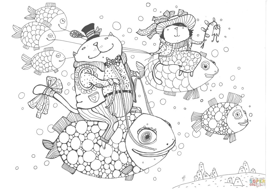 Fish Coloring Pages Puffer Fish Coloring Page Inspirational Puffer Fish Coloring Pages