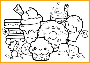 Food Coloring Pages Coloring Page Food Coloring Pictures