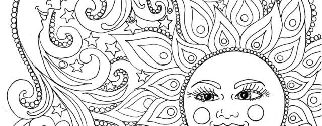 Free Coloring Pages Adults Free Adult Coloring Pages Happiness Is Homemade