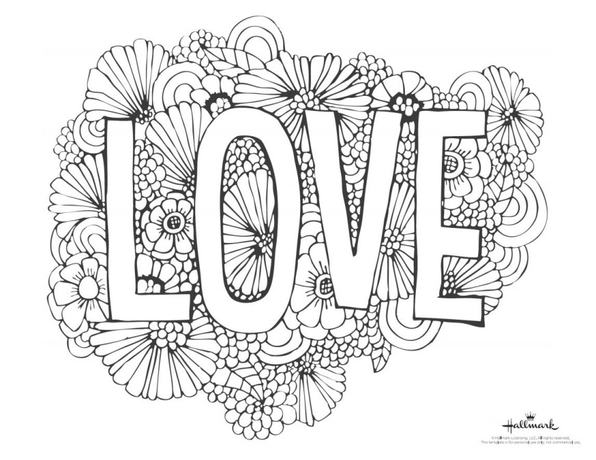 Free Printable Valentine Coloring Pages 543 Free Printable Valentines Day Coloring Pages