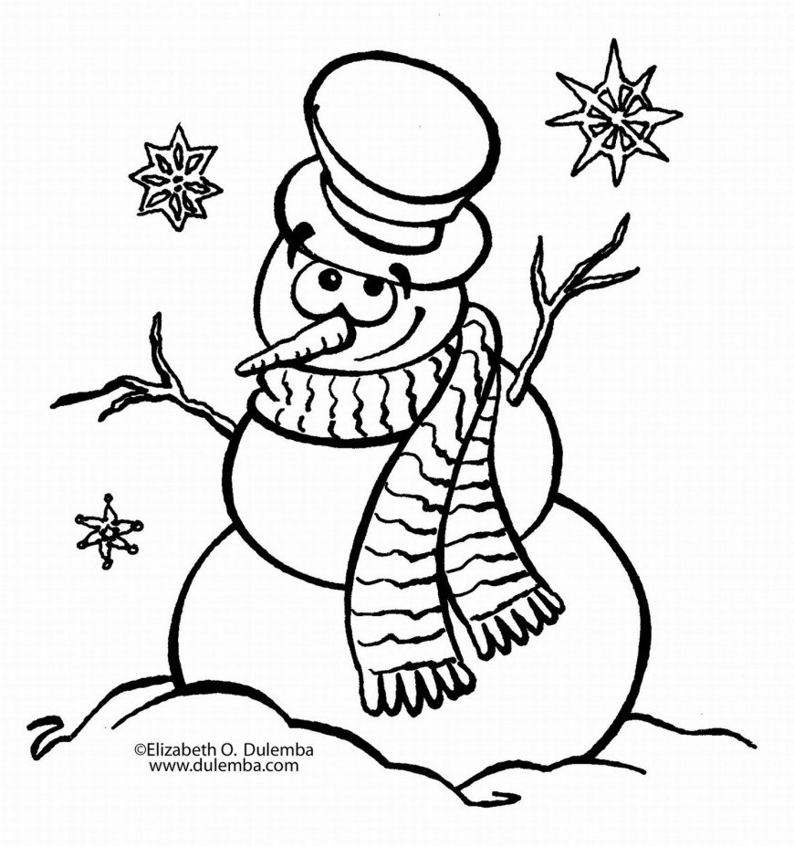 Frosty The Snowman Coloring Pages Frosty The Snowman Coloring Page Free Printable Pages And Bitslice