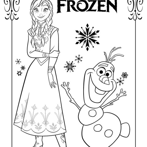 Frozen Coloring Pages Free The Frozen Coloring Pages Free Coloring Pages