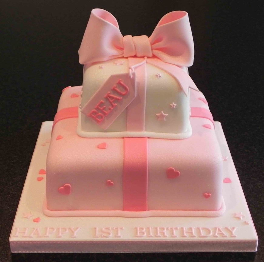Girl Birthday Cake Ideas Girls First Birthday Cake Ideas 1323 Wedding Academy Creative