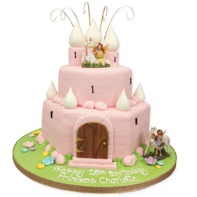 Girls Birthday Cakes Birthday Cakes For Children Of All Ages