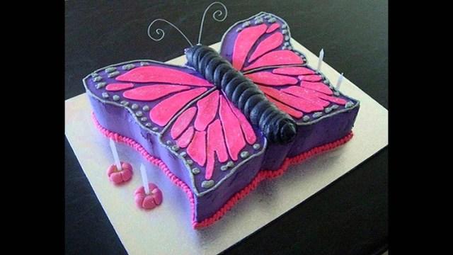 Girls Birthday Cakes Birthday Cakes For Girls Youtube