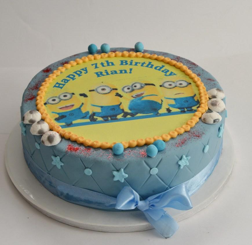 Girls Birthday Cakes Kids Cakes Elite Cakes Boutique