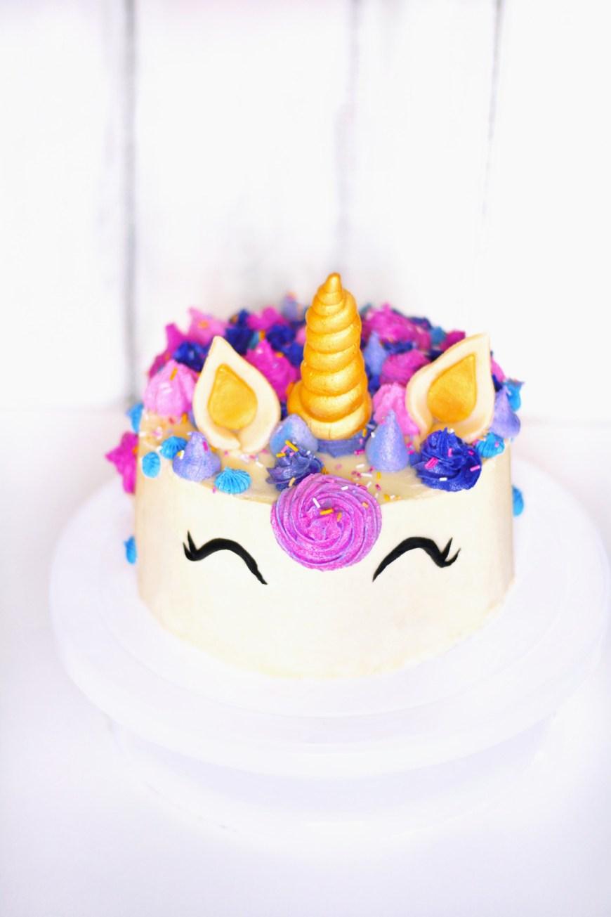 Gluten Free Birthday Cakes Raw Vegan Unicorn Cake Gluten Free Paleo