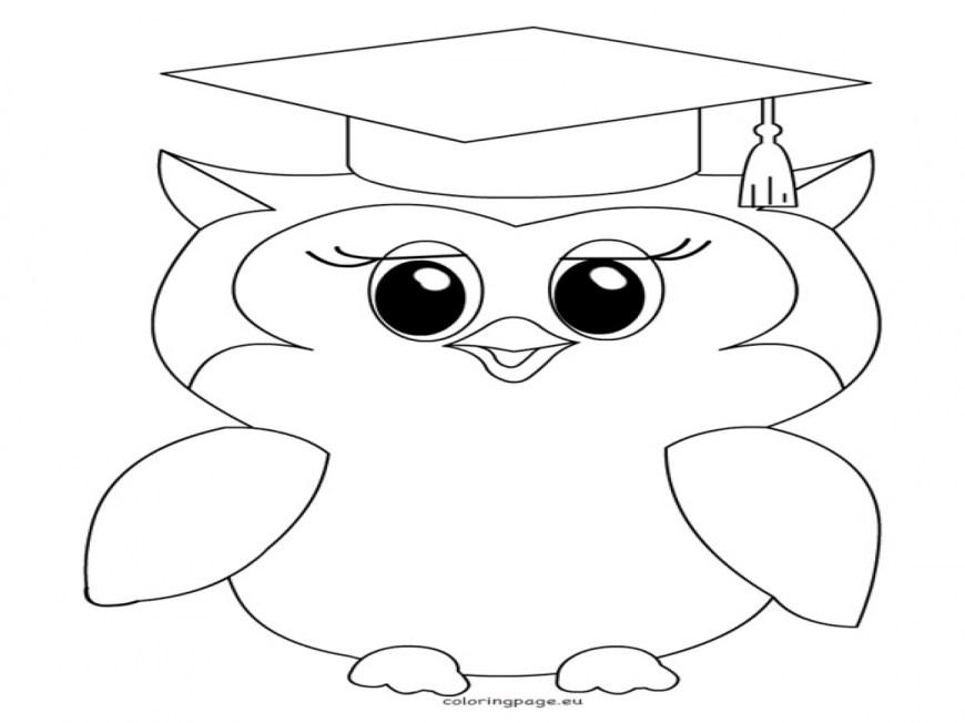 Graduation Coloring Pages Graduation Coloring Pages Coloringsuite