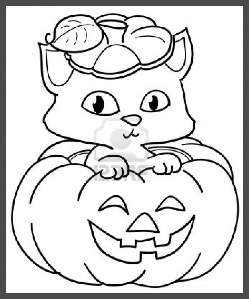 Halloween Cat Coloring Pages Halloween Cat Coloring Pages Black Sheet Get Coloring Page