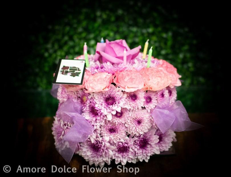 Happy Birthday Cake Images Happy Birthday Cake In Montebello Ca Amore Dolce Flowers