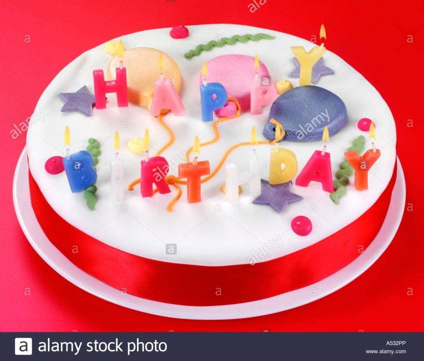 Happy Birthday Cake Pic Happy Birthday Cake Stockfoto Bild 11180781 Alamy