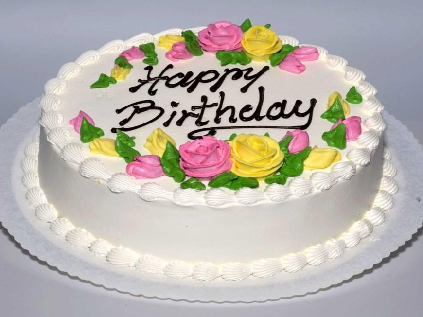 Happy Birthday Cake Pic Happy Birthday Cakes