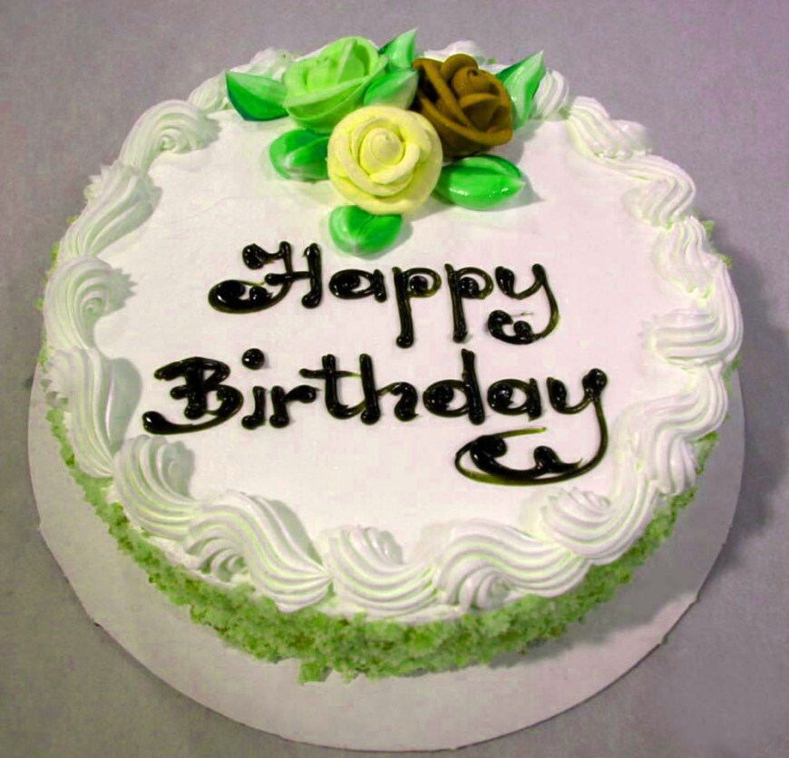 happy birthday cake with name and photo editor online free download
