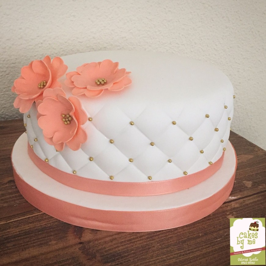 Happy Birthday Flower Cake Happy Birthday Flowers Cake Cakesme Cakesme Pinterest