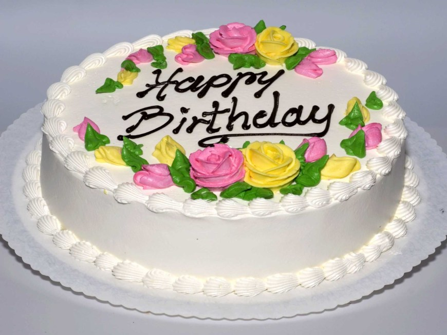 Happy Birthday Flower Cake Happy Birthday Wallpapers Download Arun Pinterest Happy