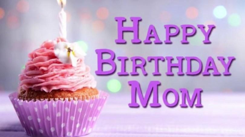 Happy Birthday Mom Cake Happy Birthday Mom Youtube