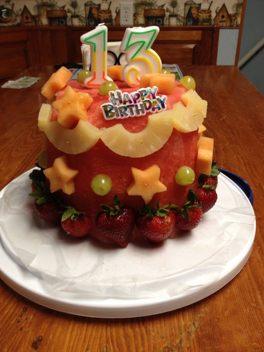 Healthy Birthday Cake Healthy Birthday Cake Birthday In 2018 Pinterest Healthy
