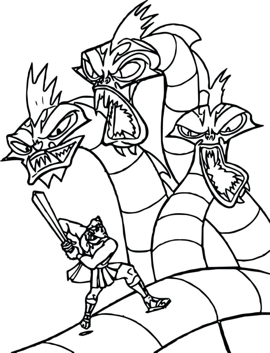 Hercules Coloring Pages Lovely Of Hercules Coloring Pages Gallery New 43 On Free Book With