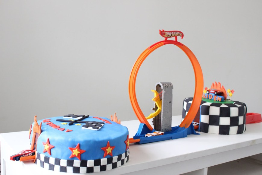 Hot Wheels Birthday Cake Changs And Changes And Another Hot Wheels Cake