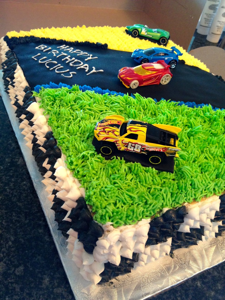 Hot Wheels Birthday Cake Hot Wheels Birthday Cake Sweet Spell Bakeshop