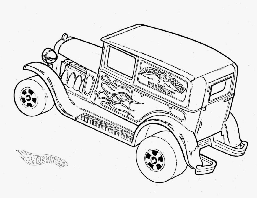 Hot Wheels Coloring Pages Hot Wheel Coloring Pages Best Of Photos Collection Of Old Hot Wheels