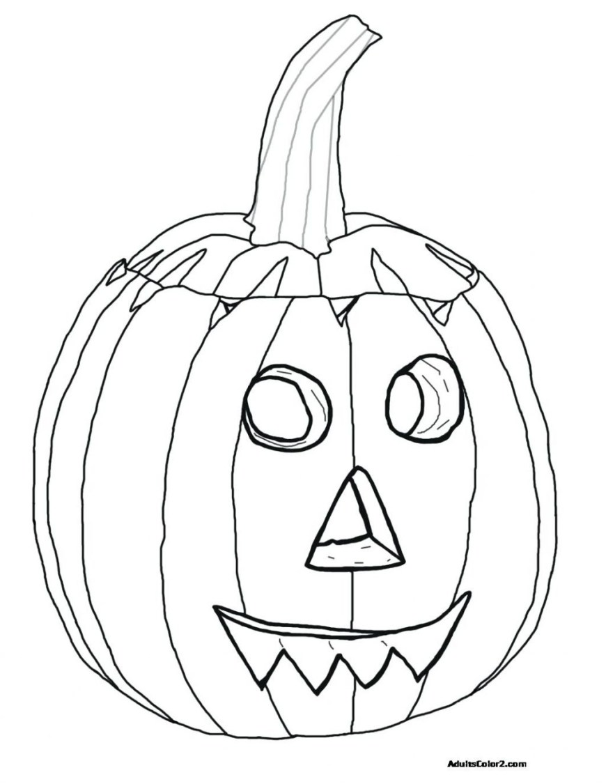 Jack O Lantern Coloring Page Coloring Pages Free Jack O Lantern Coloring Pages Page At