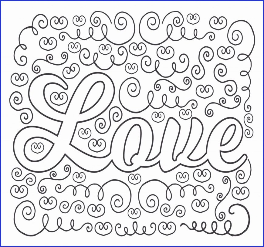 June Coloring Pages Coloring Page Coloring Page Valentines Day Cards Pages Template