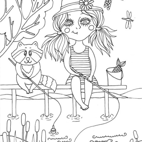 June Coloring Pages Peppy In June Coloring Page Free Printable Coloring Pages