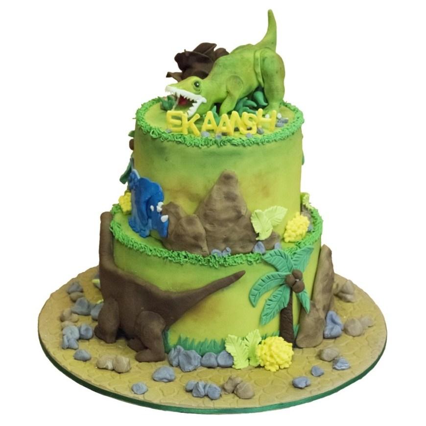 Jurassic Park Birthday Cake Jurassic Park Birthday Cake