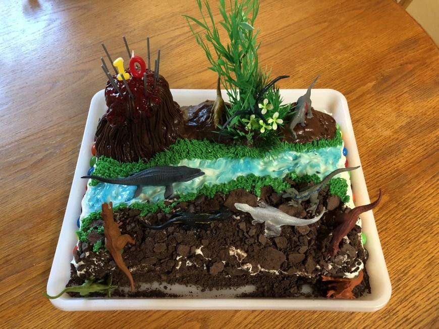 Jurassic Park Birthday Cake Jurassic World Cake Album On Imgur