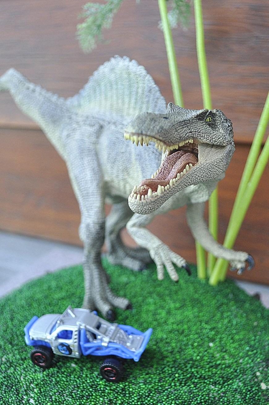 Jurassic Park Birthday Cake Jurassic World Inspired Cake Be A Fun Mum