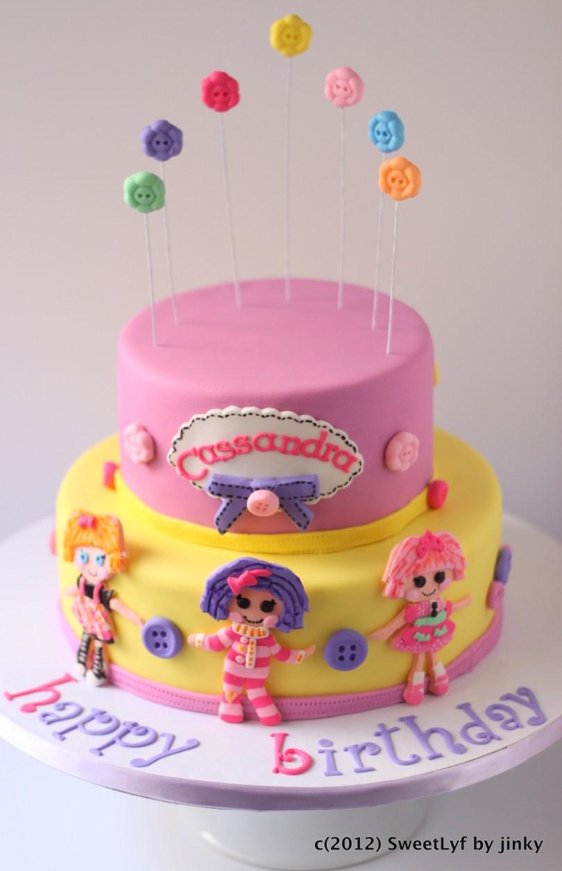 Lalaloopsy Birthday Cake 9 Lalaloopsy Doll Birthday Cakes Photo Lalaloopsy Cake Lalaloopsy