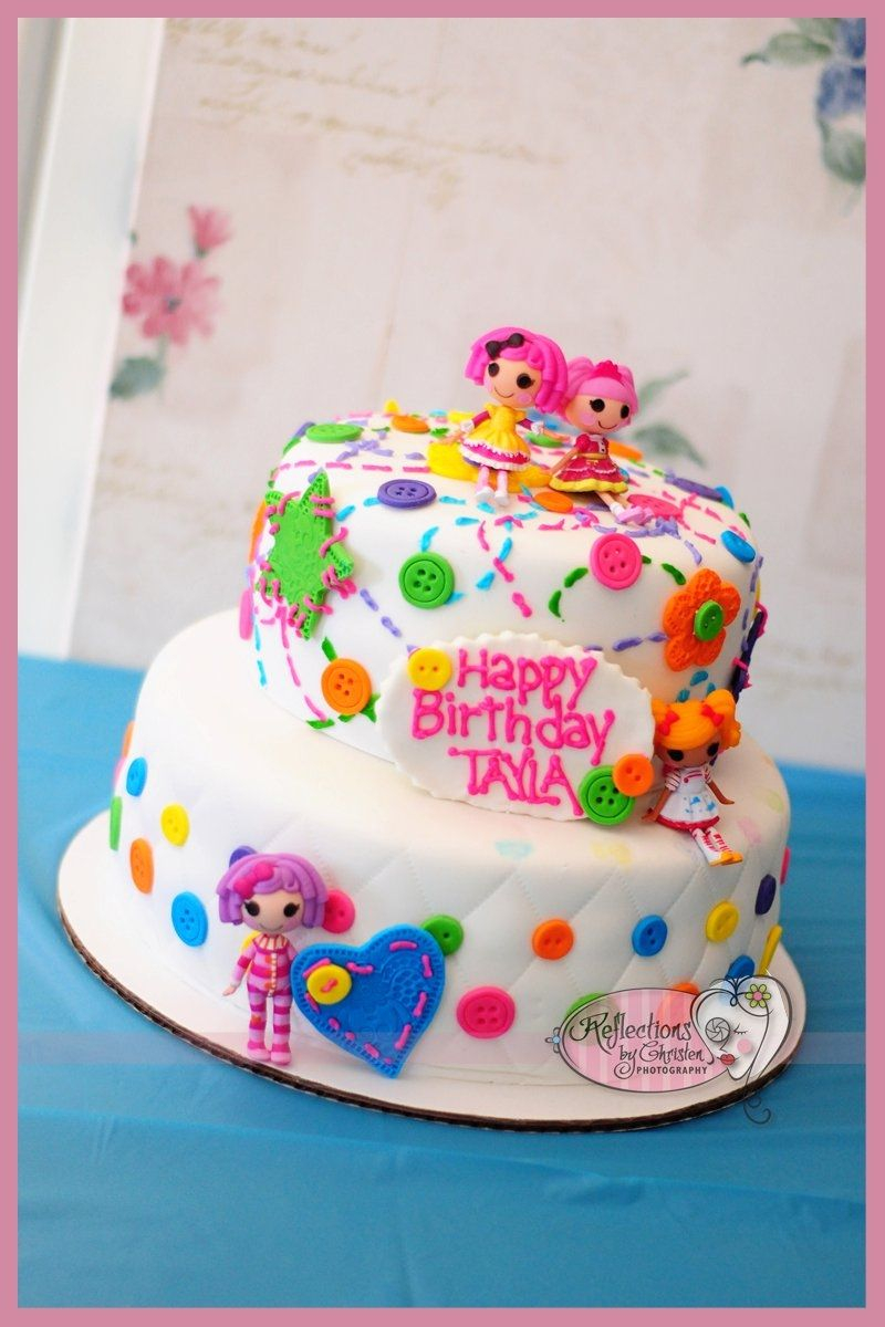 Lalaloopsy Birthday Cake Lalaloopsy Cake Idea For B Uncle Matt Will Be Making This For Me