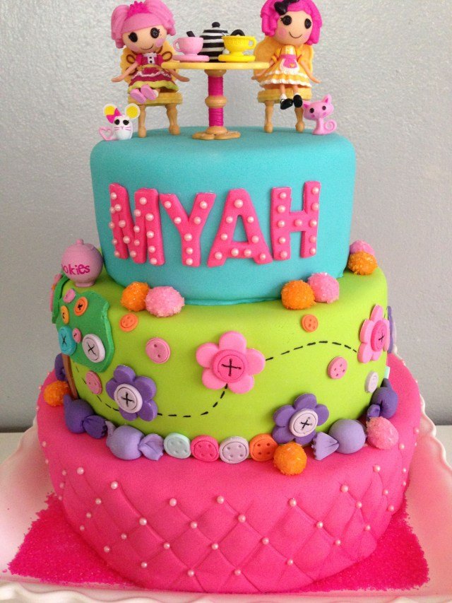 Lalaloopsy Birthday Cake Pin Tracie Gilliland On Emmes 5th Birthday Pinterest
