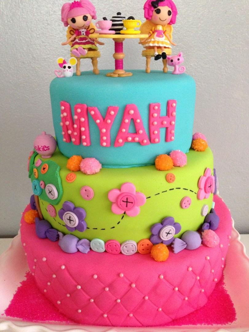Lalaloopsy Birthday Cake Pin Tracie Gilliland On Emmes 5th Birthday Pinterest
