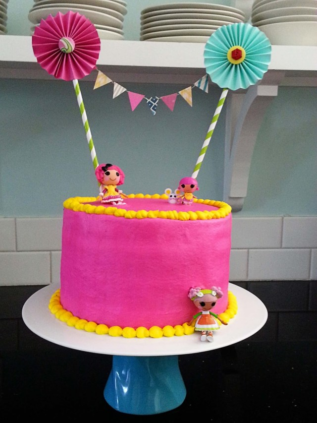 Lalaloopsy Birthday Cake The Farriers Daughter A Lalaloopsy Birthday Party
