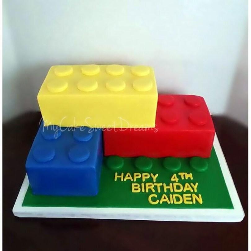 Lego Birthday Cake Lego Birthday Cake Cakecentral