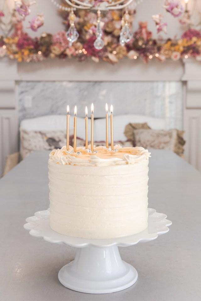 Lemon Birthday Cake Lemon Cake Cake Bake Shop
