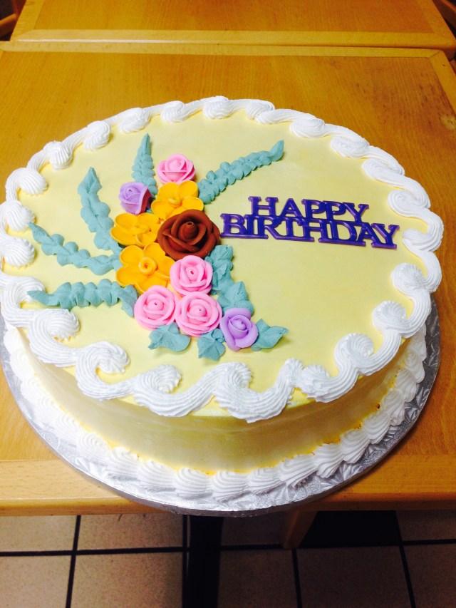 Lemon Birthday Cake Lots Of Lemon Birthday Cake Wild Berries Bakery And Cafe
