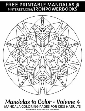 Mandalas Coloring Pages 19 Printable Mandala Coloring Pages Gallery Coloring Sheets