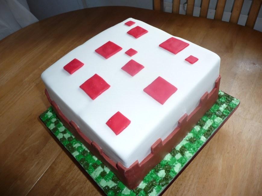 Minecraft Birthday Cake Ideas Minecraft Birthday Cake Ideas Best Of Minecraft Birthday Cake Fresh