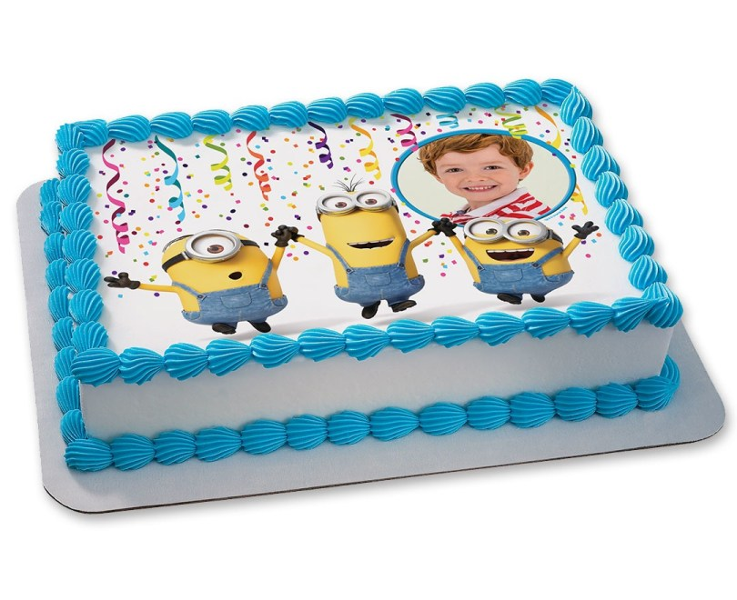 Minions Birthday Cakes Minion Cakes Despicable Me Birthday Cakes Custom Birthday Cakes