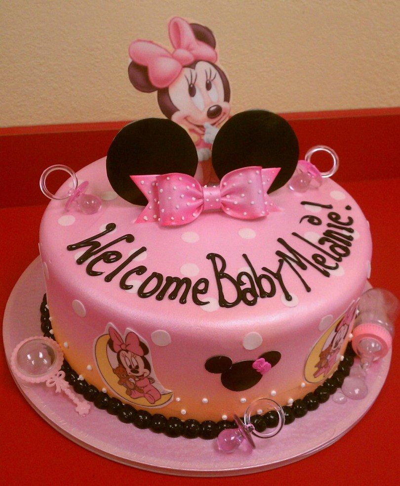 Minnie Mouse Birthday Cake Ideas Minnie Mouse Cakes Decoration Ideas Little Birthday Cakes