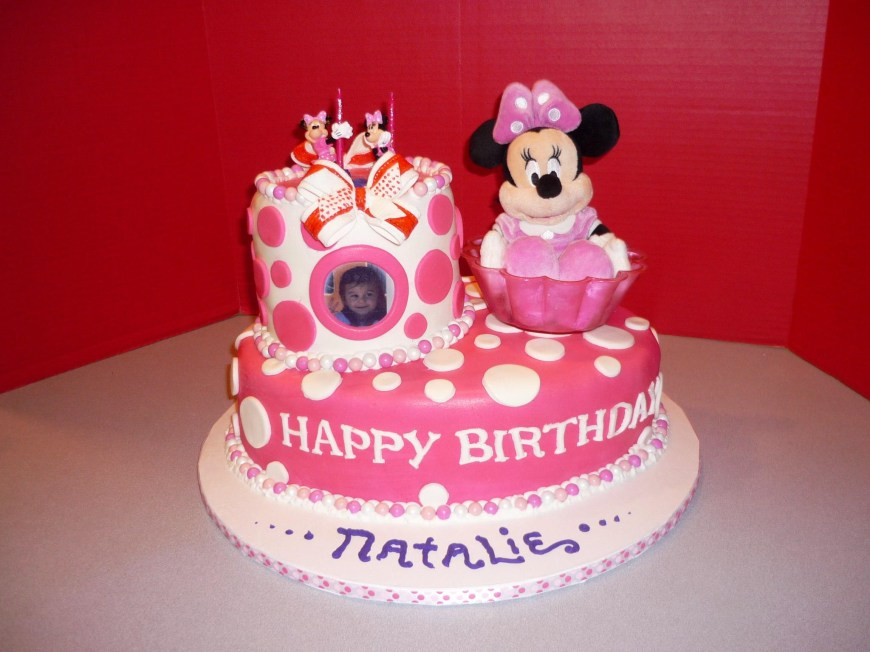 Minnie Mouse Birthday Cake Minnie Mouse Birthday Cakes Protoblogr Design Minnie Mouse