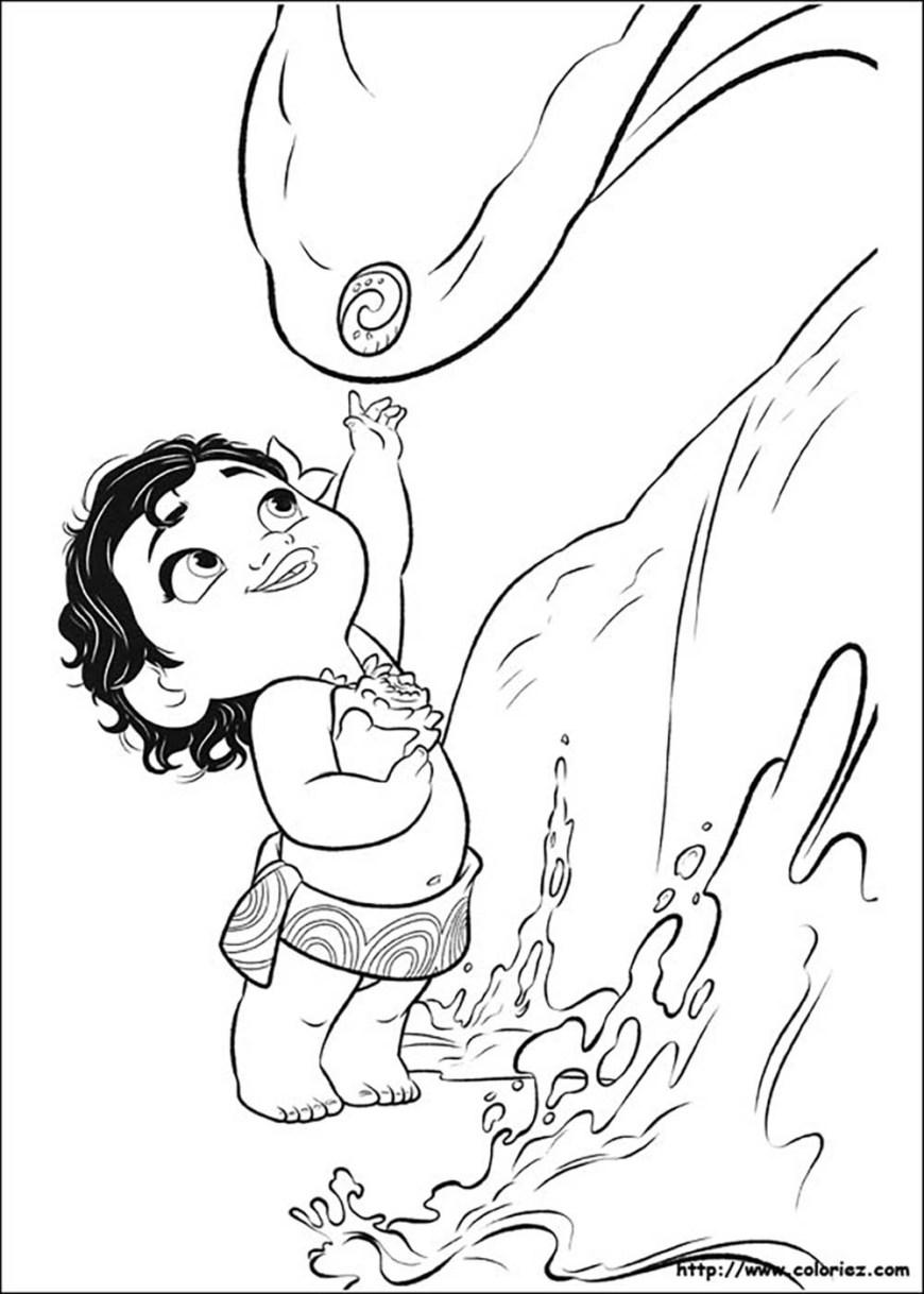 Moana Coloring Pages Pdf Moana Coloring Pages Staggering Disney Pdf Heihei Easy Printable