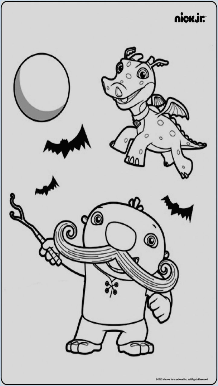 Nick Jr Coloring Pages Nick Jr Coloring Pages Printable Rnharts Coloring Page