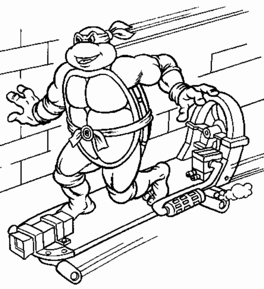 Ninja Coloring Page Print Download The Attractive Ninja Coloring Pages For Kids Activity