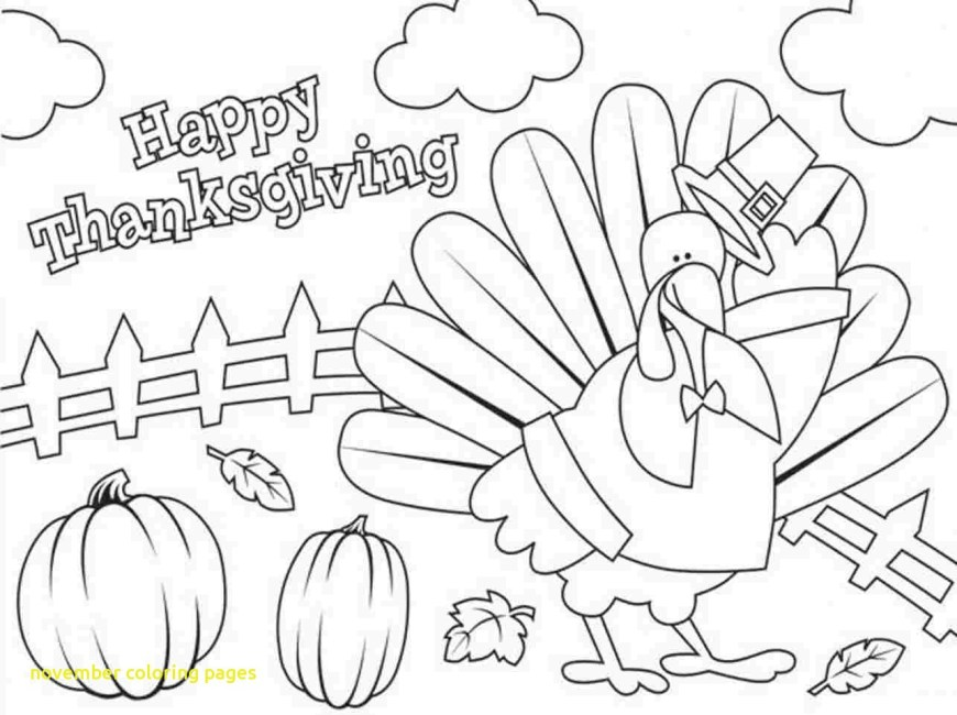 November Coloring Pages November Coloring Pages 2 12821 In In November Coloring Pages